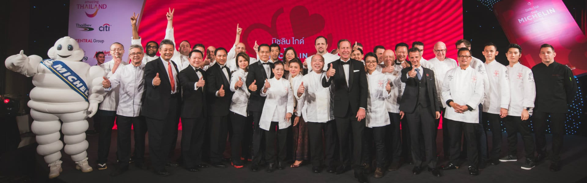 Recap The Michelin Guide Bangkok 2018 Gala Celebration