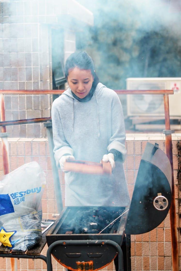 「起爐」可說是燒烤的最大挑戰之一。
