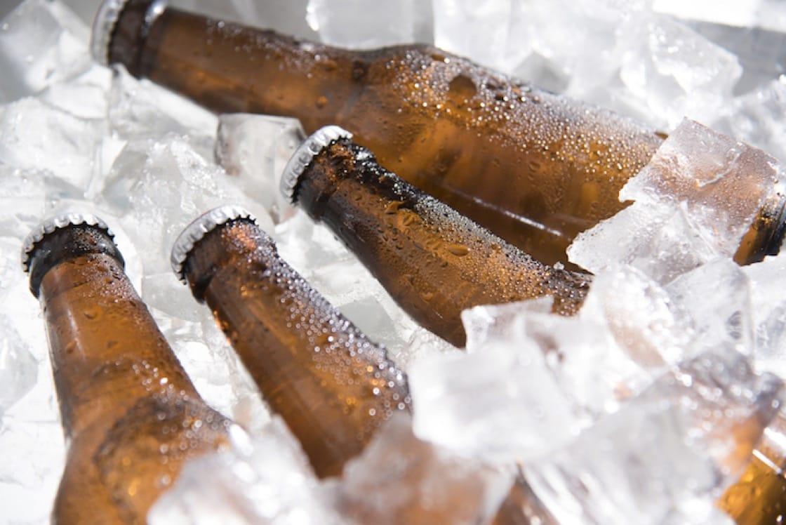 燒烤日,少不了冰凍的飲品。