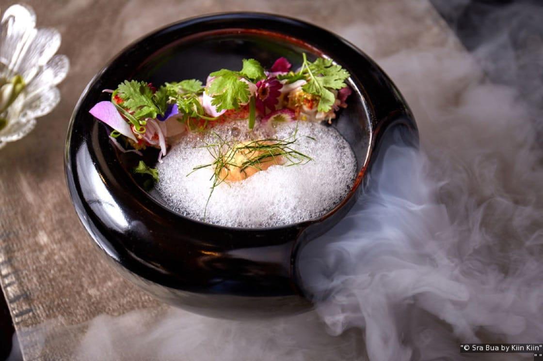 Sra Bua by Kiin Kiin turns traditional Thai cuisine on its head.