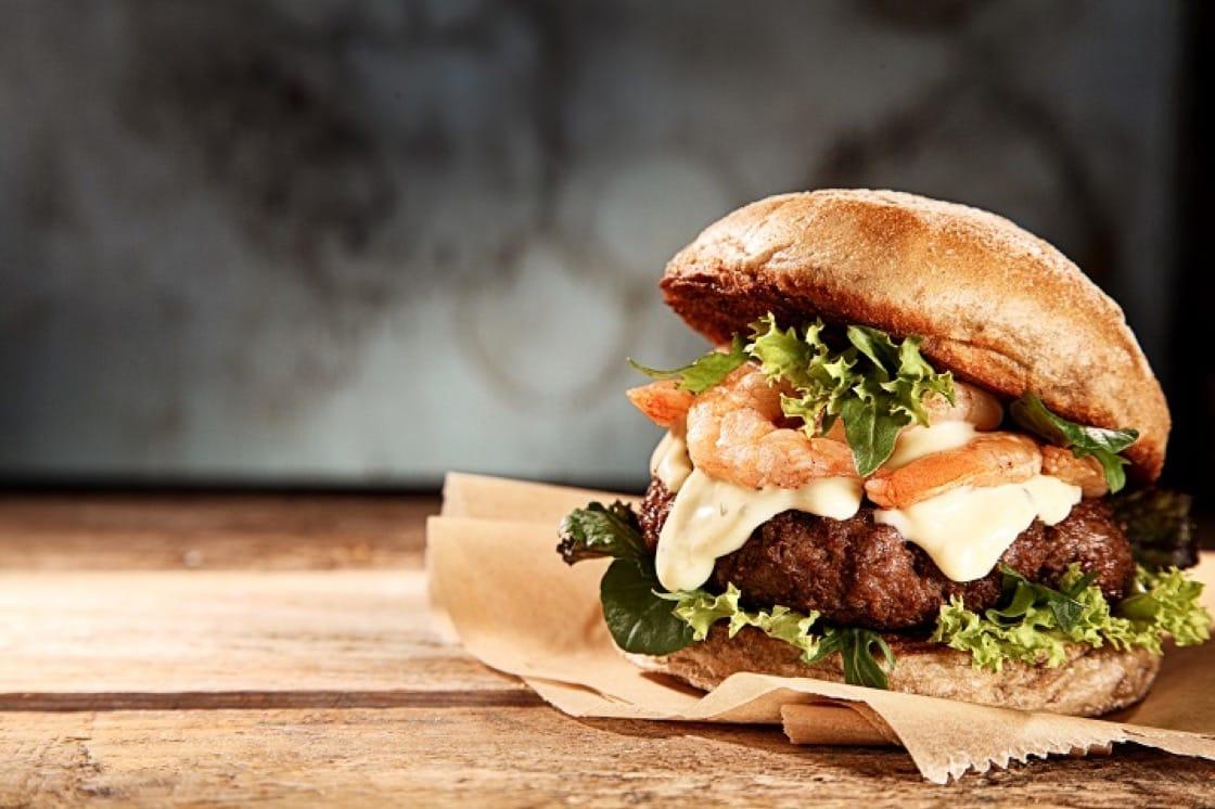以植物製作的漢堡,或許將大為流行。(資料圖片)