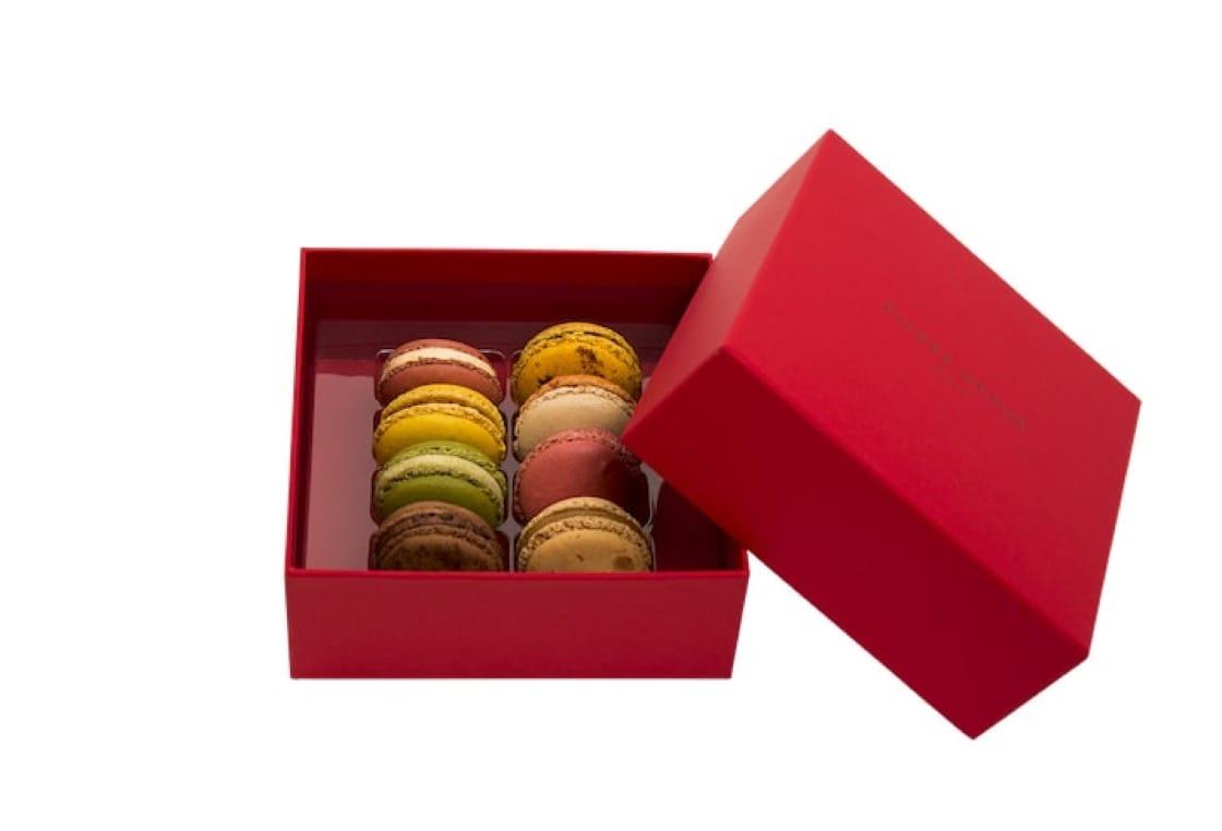 Pierre Hermé Paris 的八寶幸運豪華禮盒。(圖片來源:Pierre Hermé Paris)