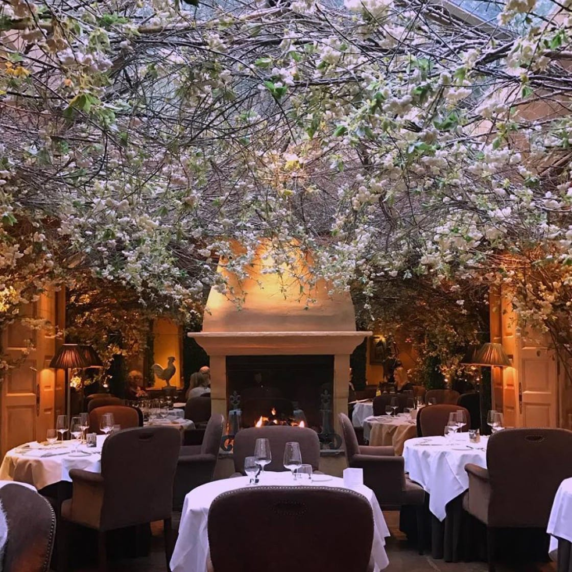 (Photo courtesy of Clos Maggiore.)