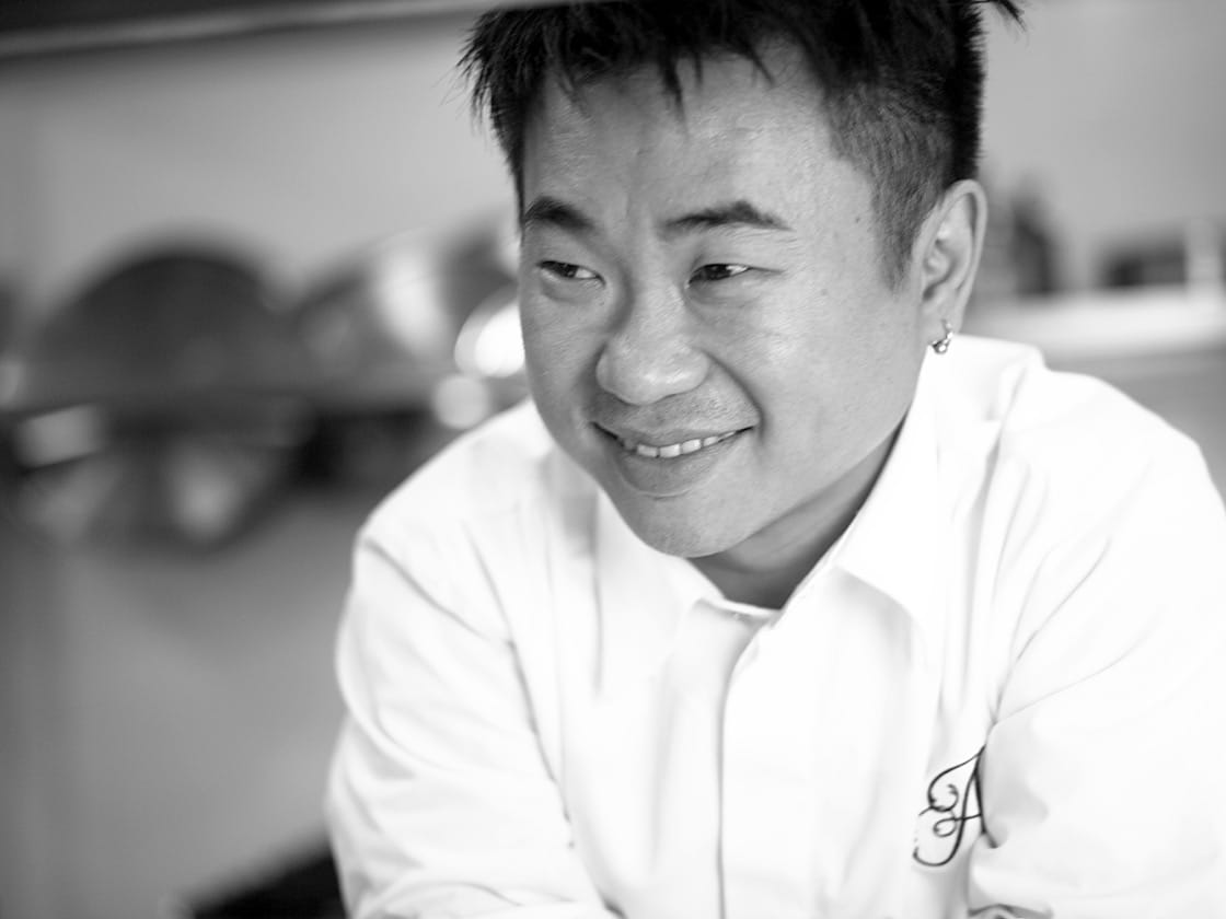 Pastry chef Pang Kok Keong says that the best years of his career were when he was running Canele patisserie, which was part of the Les Amis Group. (Photo: Antoinette)