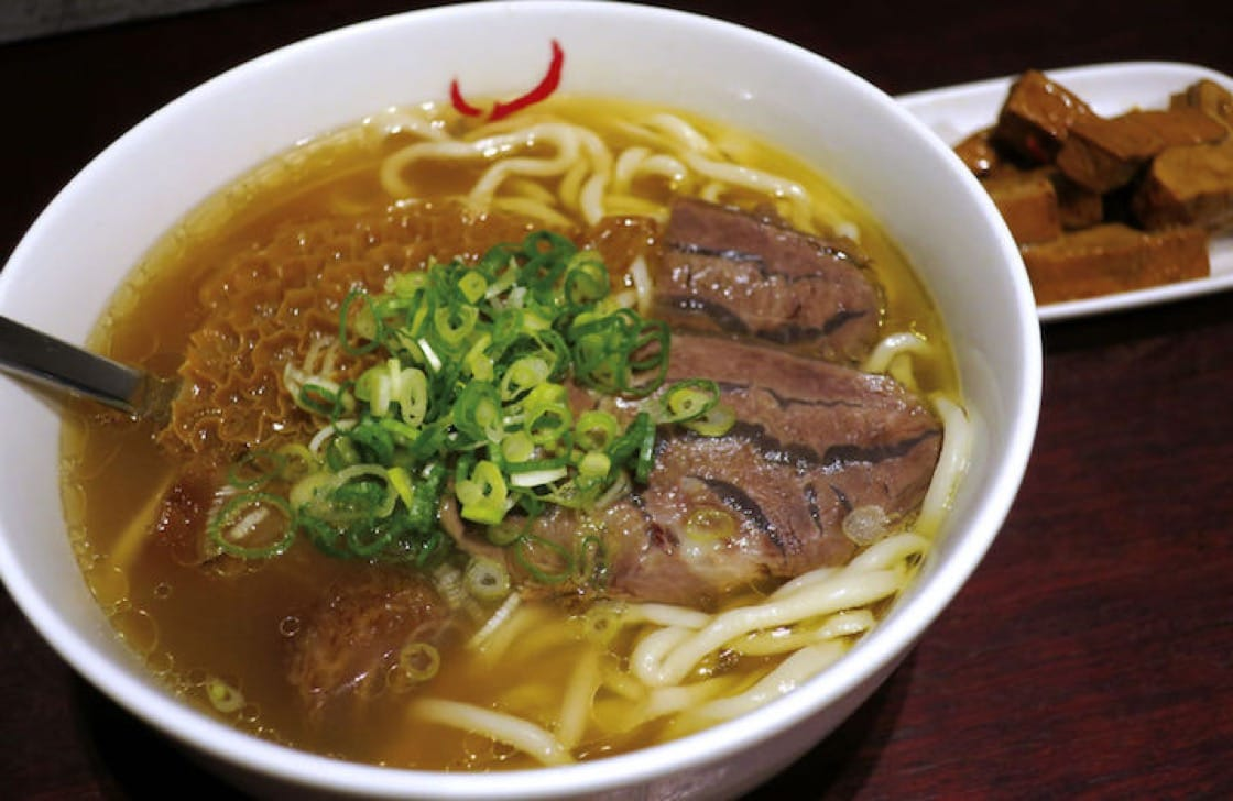 Niu Dian Beef Noodles takes off the baggage of history and injects a sense of delicacy to its creation.