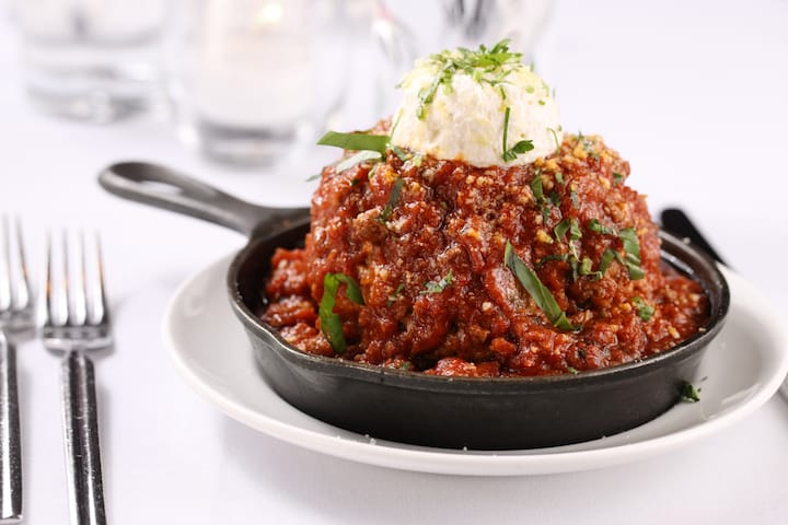 The Meatball at Lavo Singapore. (Photo: Marina Bay Sands)