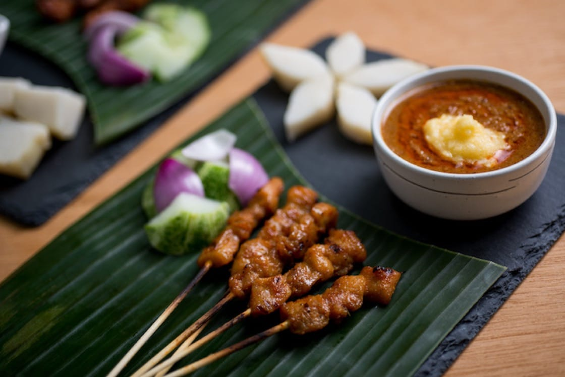 168 CMY Satay (Pic: MICHELIN Guide Digital)