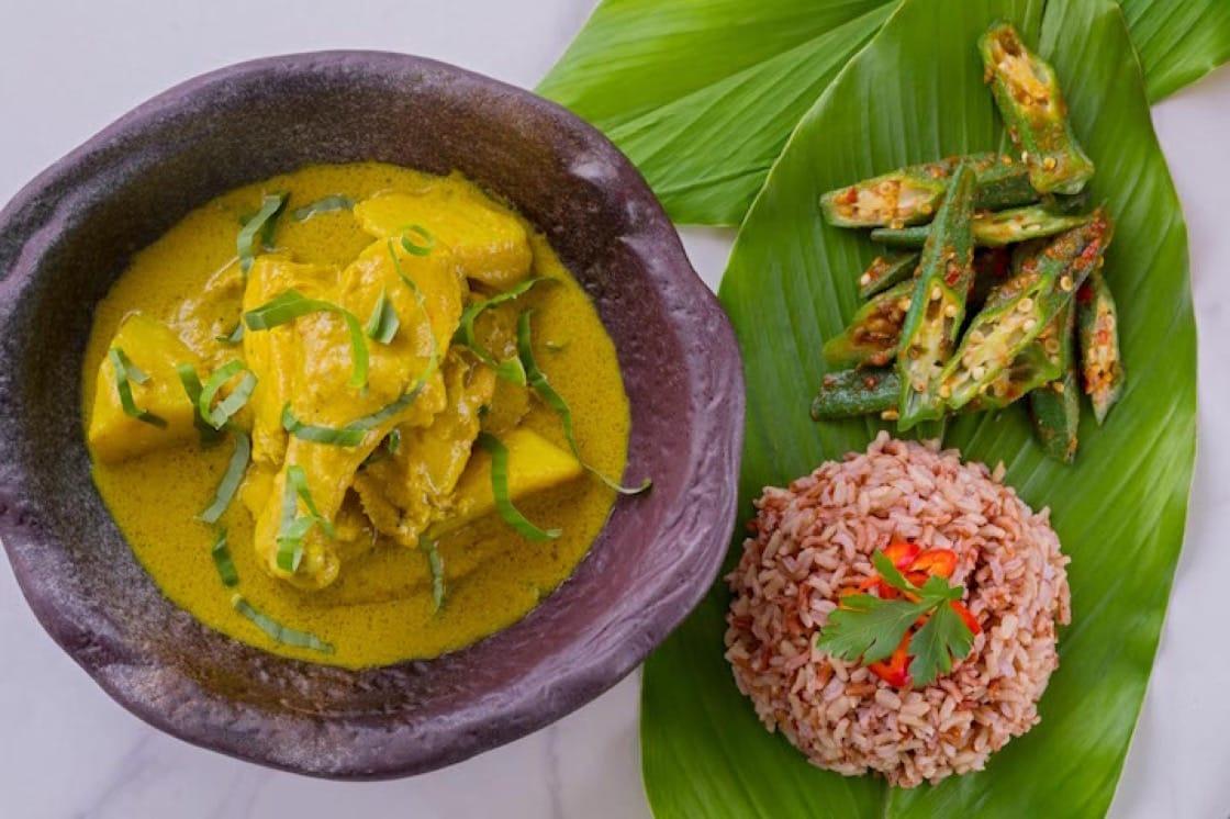Recipe: Malay-Style Organic Lacto Chicken Curry