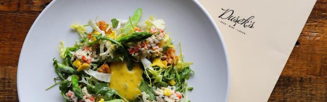 Recipe Asparagus Crab Salad