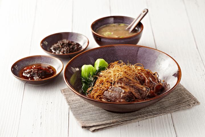 Beef brisket noodles from Lao Jie Fang (Credit: Tian Tian Plus)
