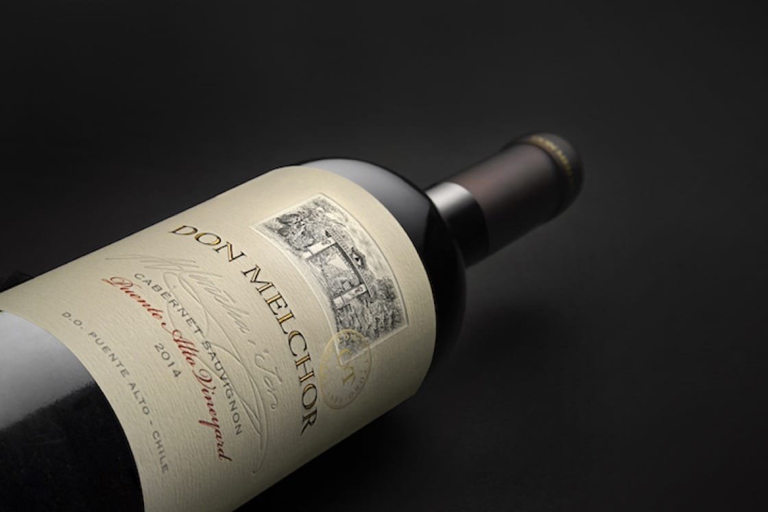 Concha y Toro 的智利酒產品當中包括 130 年的 Don Melchor。