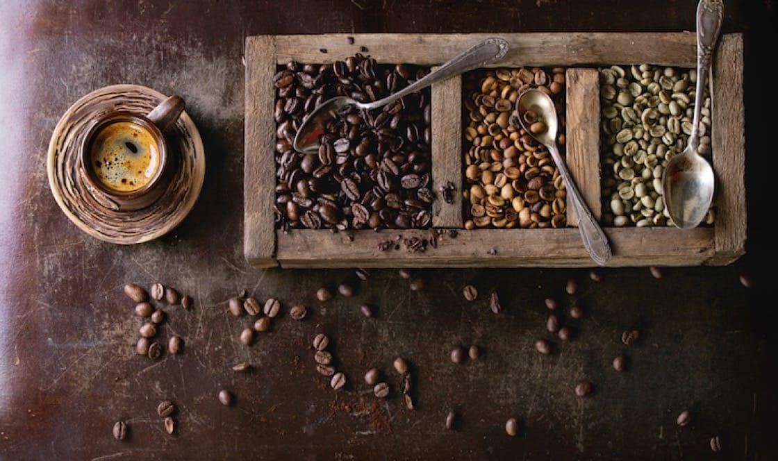 一般而言,烘焙後一星期至兩個月內的咖啡豆,既新鮮、風味也最佳。(資料圖片)