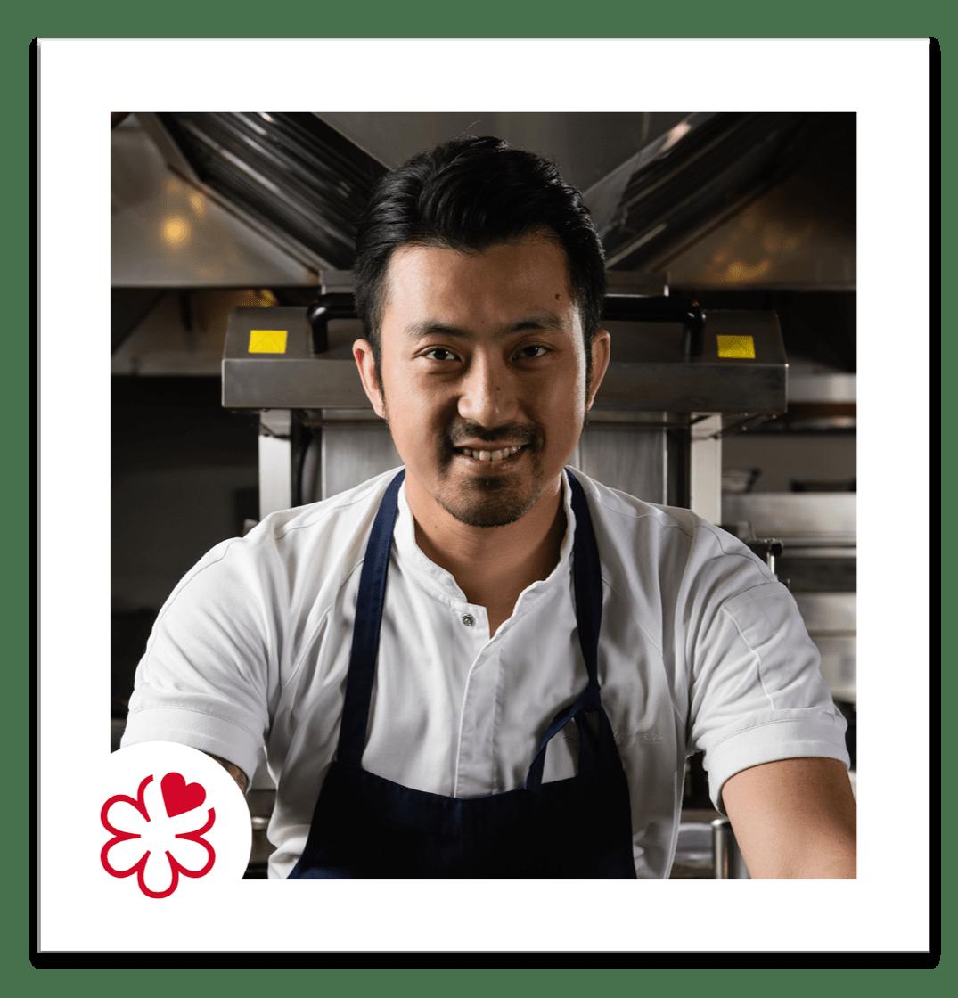 Lam Ming Kin, Longtail <i class='fa-michelin fa-michelin-red'>m</i> Taipei, 2018