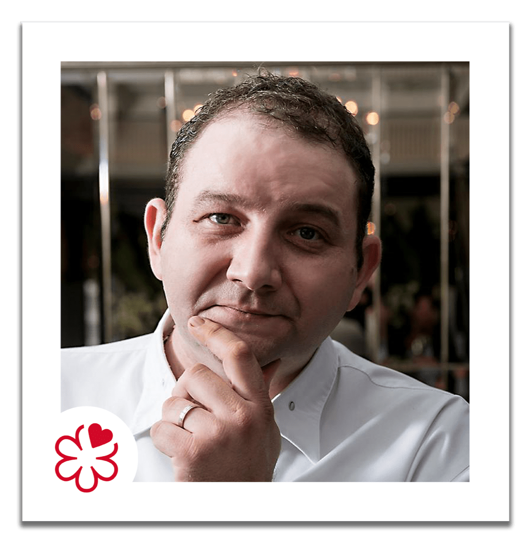 Arnaud Dunand Sauthier, Le Normandie Restaurant <i class='fa-michelin fa-michelin-red'>n</i> Bangkok, 2018
