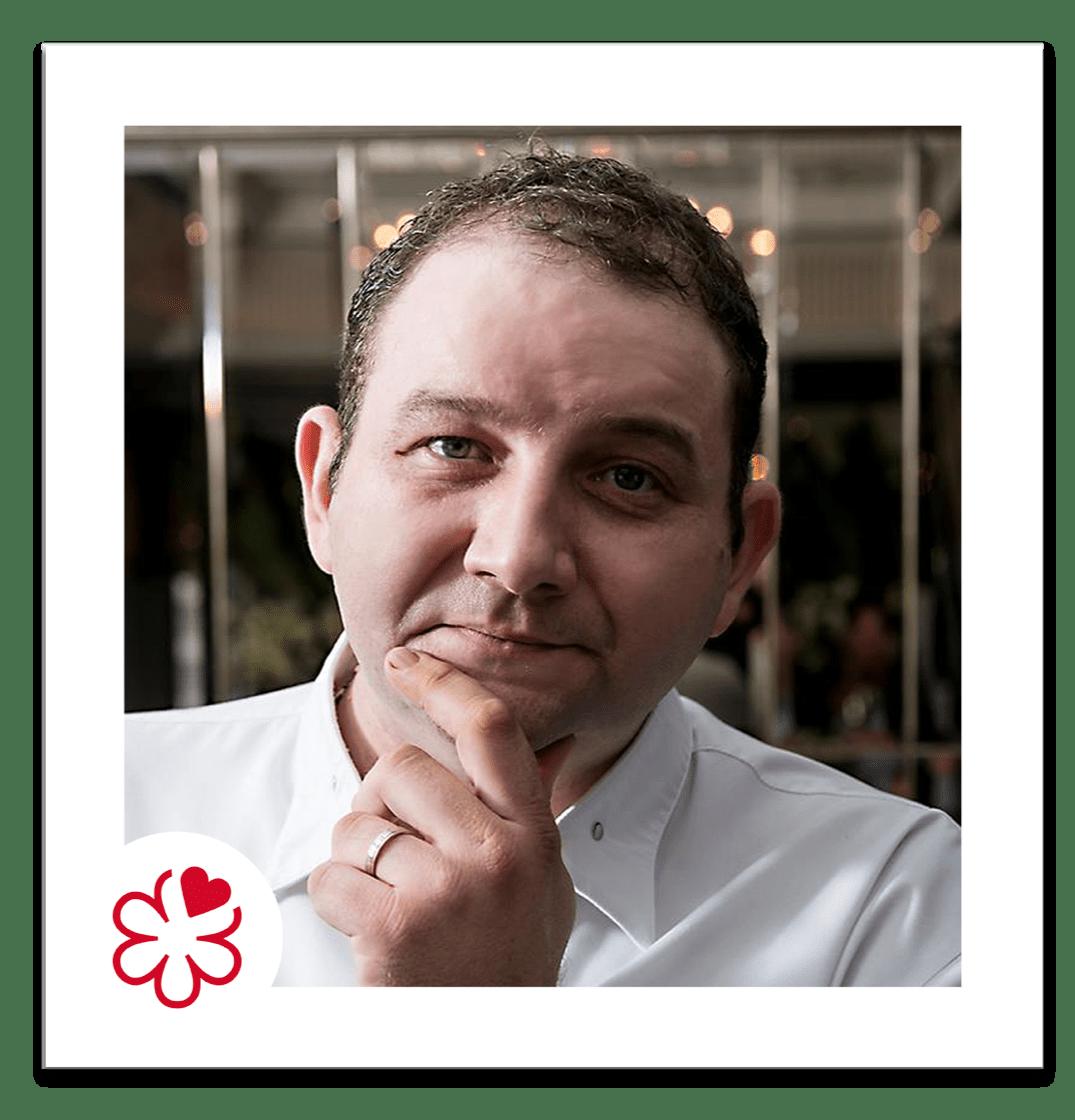 Arnaud Dunand Sauthier, Le Normandie Restaurant <i class='fa-michelin fa-michelin-red'>n</i> Bangkok