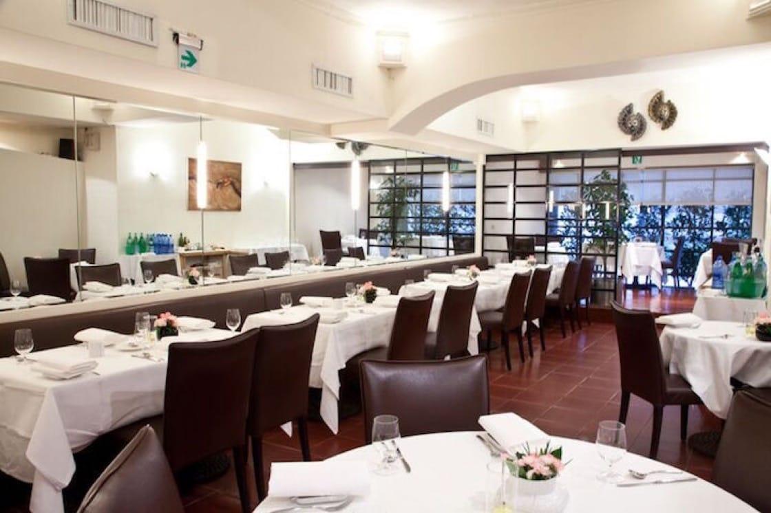 Tutto Bello 的服務自然而流暢,藏酒也豐富,是不偏不倚的情人節用餐好選擇。(圖片:Tutto Bello)