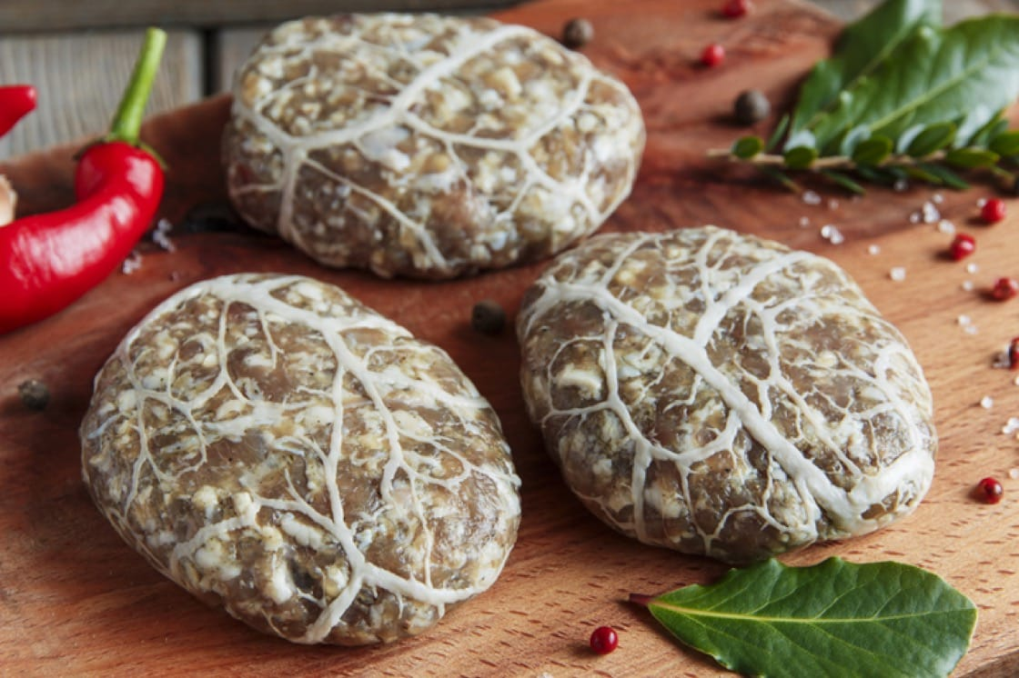 Caul fat is used in European cuisine as well.