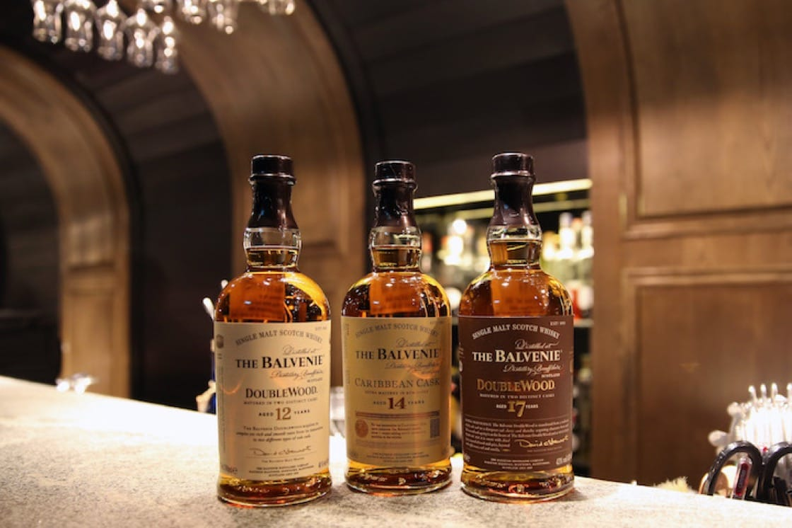 Indulge your dad with a whisky-pairing at Le Binchotan.