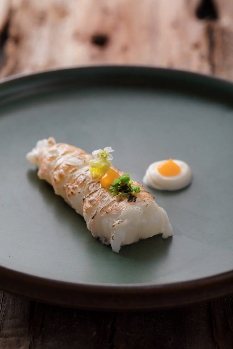 Arbor 的海螯蝦菜色