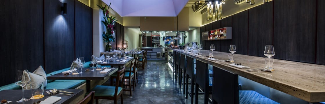 chef s tables are heating up in singapore s restaurant scene