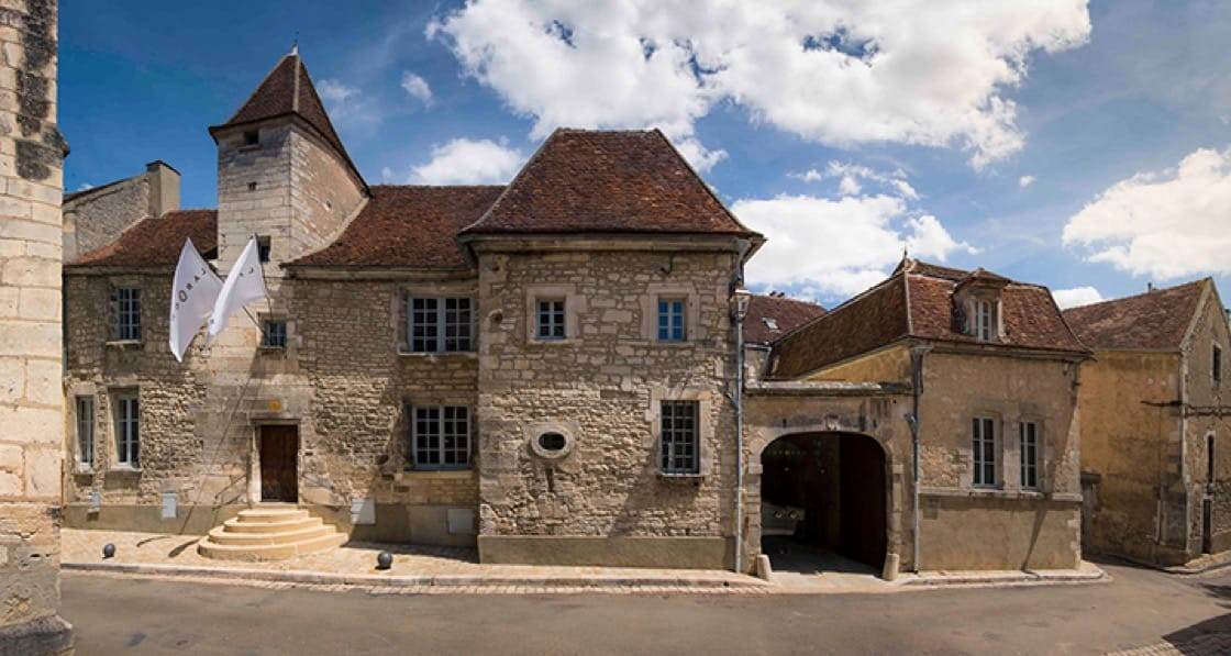 Domaine Laroche is located in the heart of Chablis, France.