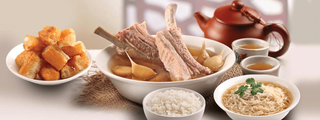 Ya Hua Rou Gu Cha's rich pork broth is both peppery and garlicky. (PHOTO: OUTRAM PARK YA HUA ROU GU CHA /FACEBOOK)