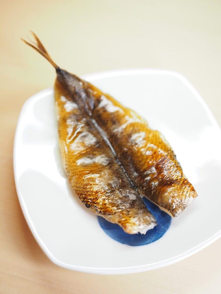 目光魚燒烤
