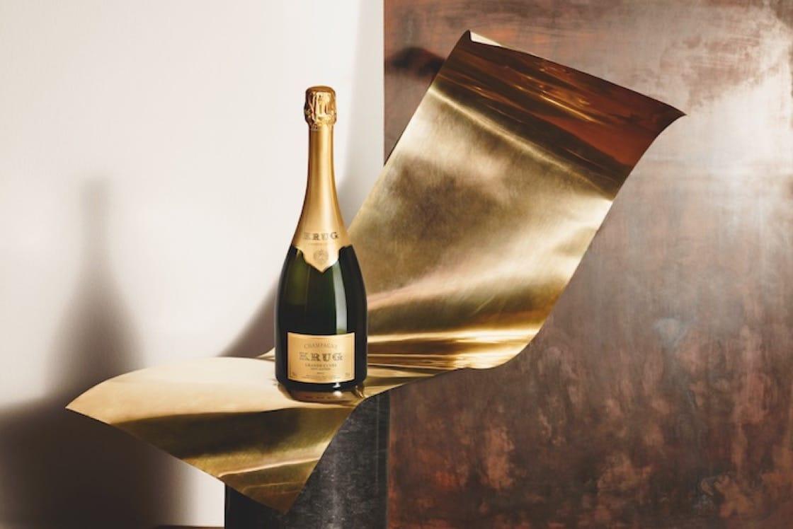 """Krug """"Grande Cuvée"""" 163 Ème Édition Brut Champagne"""