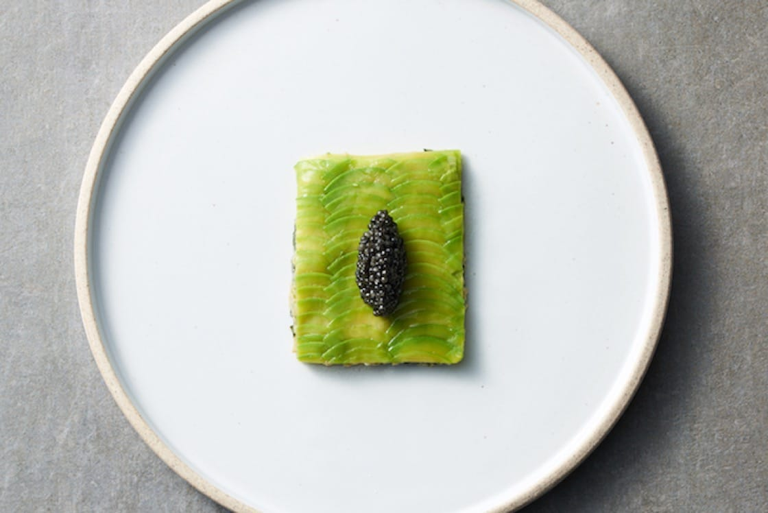 Diners still lean towards imported luxury products like truffle and caviar over local produce. (Pic: Soigne)