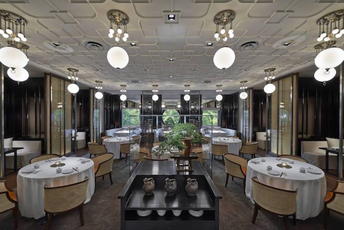 雅閣中餐廳廳景(圖片提供:台北東方文華酒店)