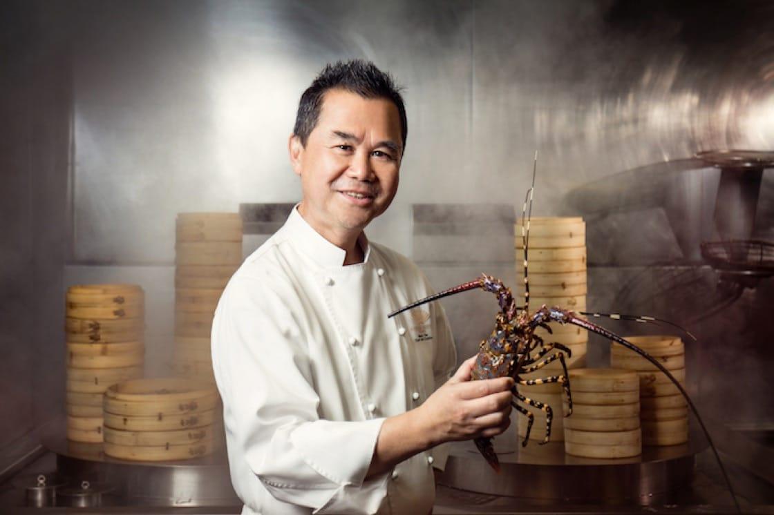 米其林一星雅閣中餐廳主廚謝文(圖片提供:台北東方文華酒店)