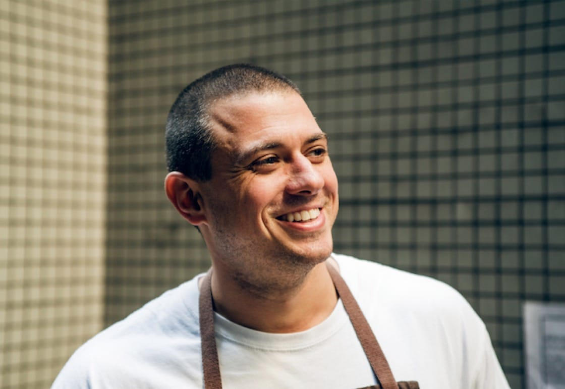 Yardbird's chef and co-owner, Matt Abergel, will plans to open an outlet of Yardbird in the United States, while plans to open in Singapore have been put on hold. (Credit: Yardbird)