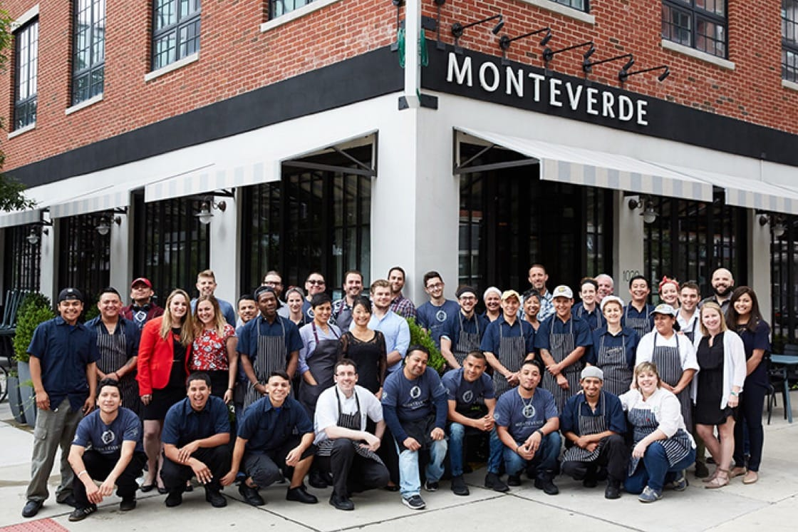 Grueneberg is quick to credit Monteverde's success to her co-owners and their team.