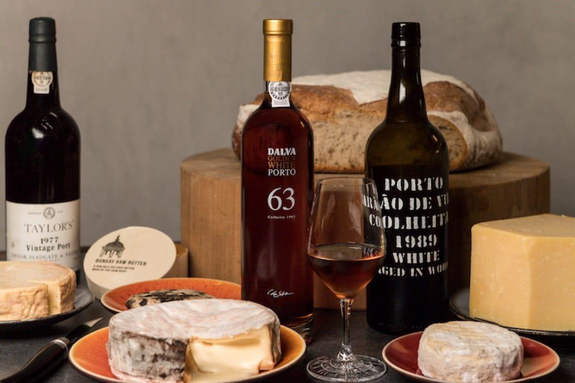 砵酒是結束一餐的甜美選擇,適合與芝士搭配。(照片:Ma Cuisine)