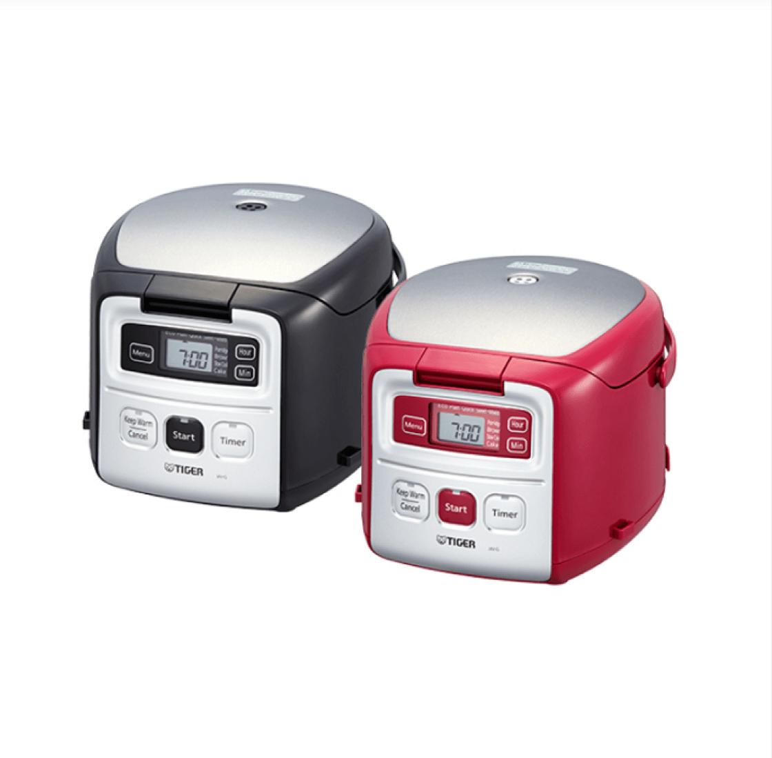 日本 TIGER 公司推出迷你電飯煲,設有慢煮功能。(圖片:Tiger)