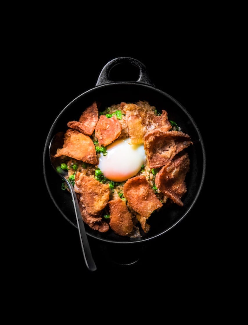 Recipe: Chicken And Egg Rice From Yardbird In Hong Kong