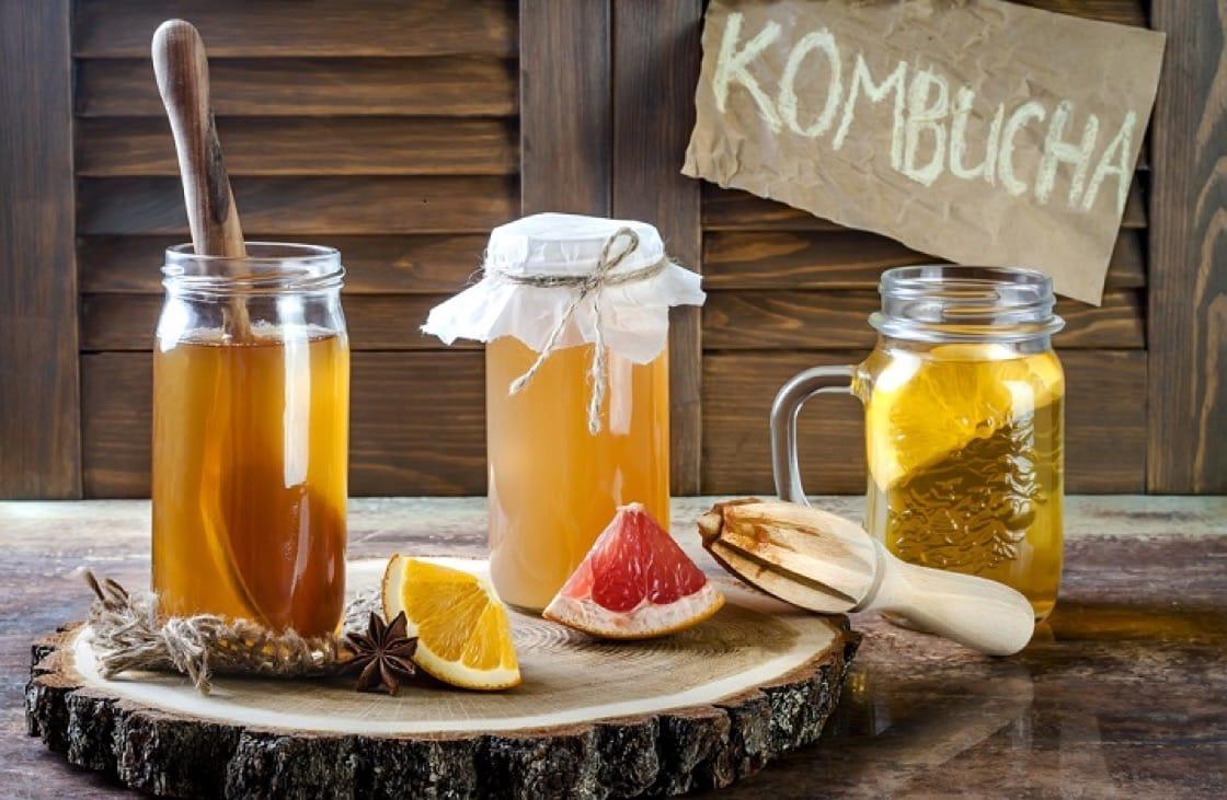 近年自製康普茶蔚為風潮,口味還可以隨自己喜歡加以變化。(資料圖片)