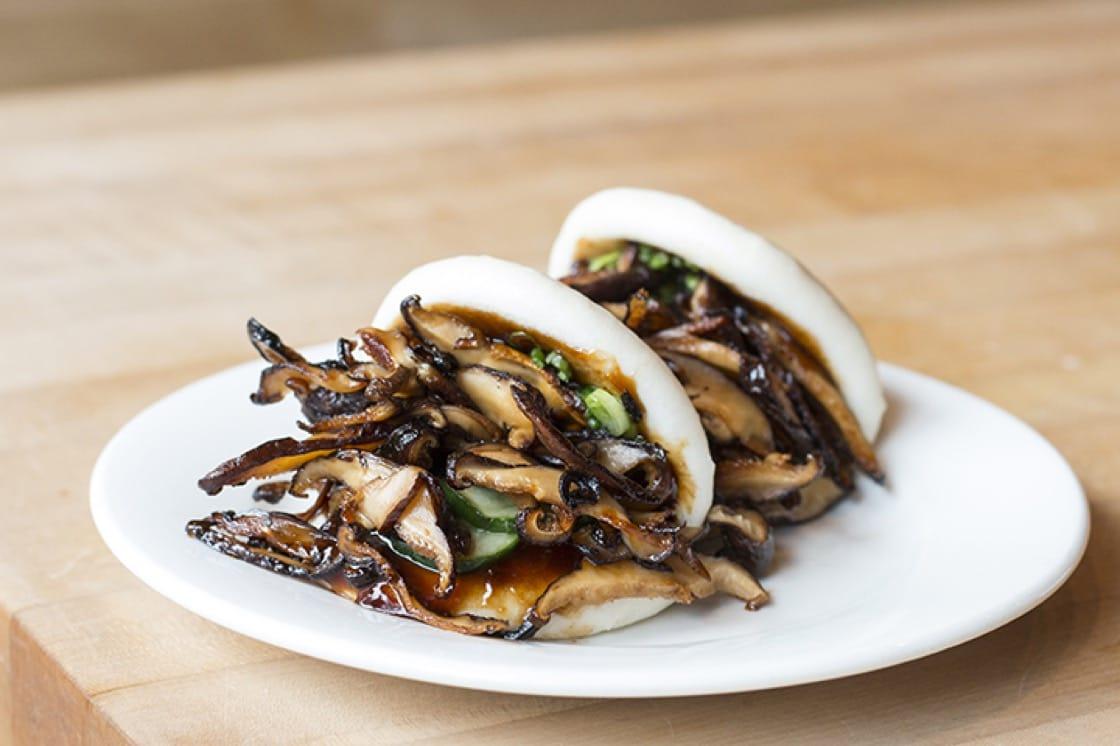 Recipe Momofuku Noodle Bar S Shiitake Buns
