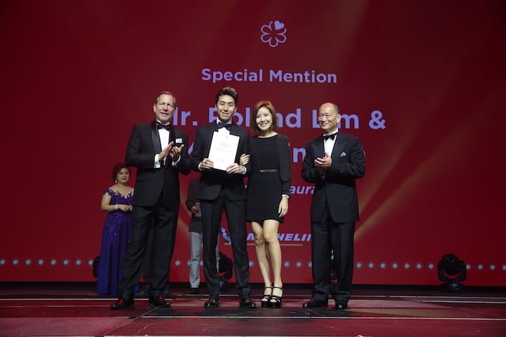 The MICHELIN Guide Singapore paid tribute to the pioneers of Singapore's culinary scene at the gala ceremony this year.
