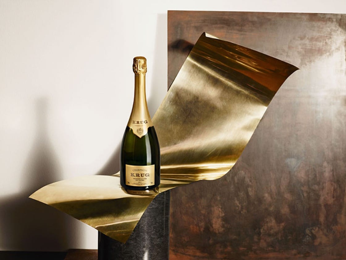 """Joseph Krug wrote that a good Champagne house had to offer great Champagne every year."""