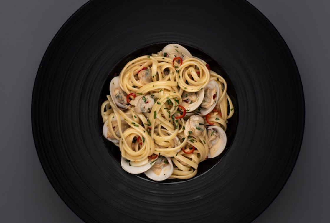 Linguine Vongole (Pic: House Of MU)
