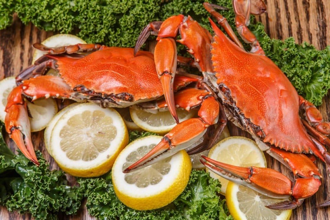 每到螃蟹季節,就有許多饕客等著大快朵頤。(資料圖片)