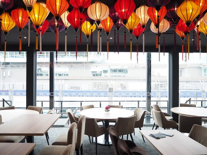 Five Light Pavilion serves Chinese food with modern inventive changes.  (Credit: Kenneth Goh)