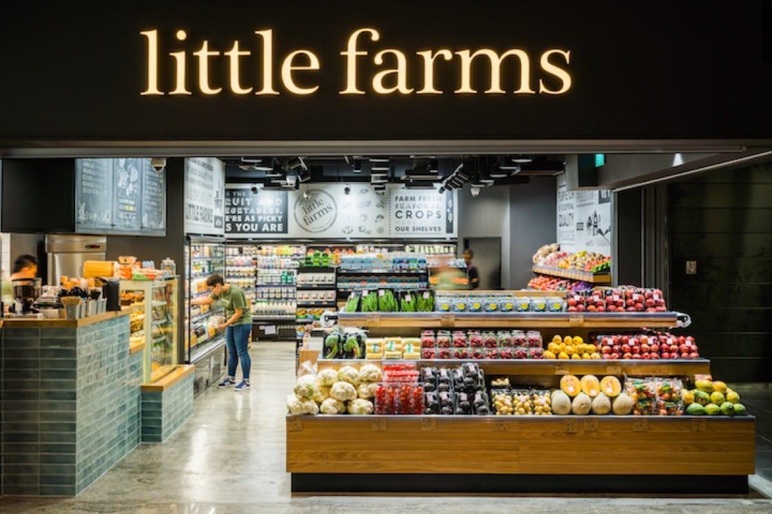 Little Farms has four outlets across Singapore (Pic: Little Farms)