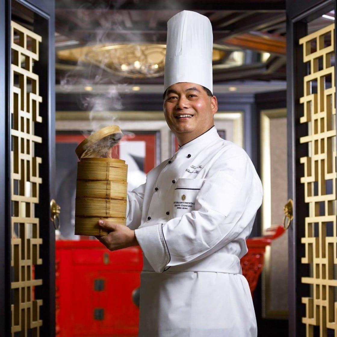 海景軒大廚梁輝雄40週年,推出全新嘗味菜單。(圖片來源:海景軒面書)
