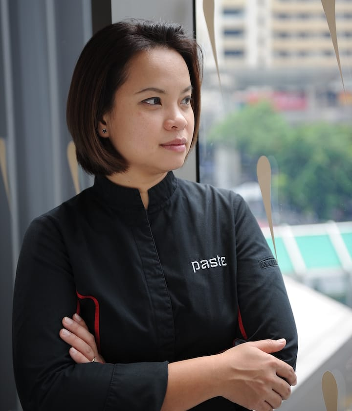 Chef Bee Satongun from Paste Bangkok.JPG