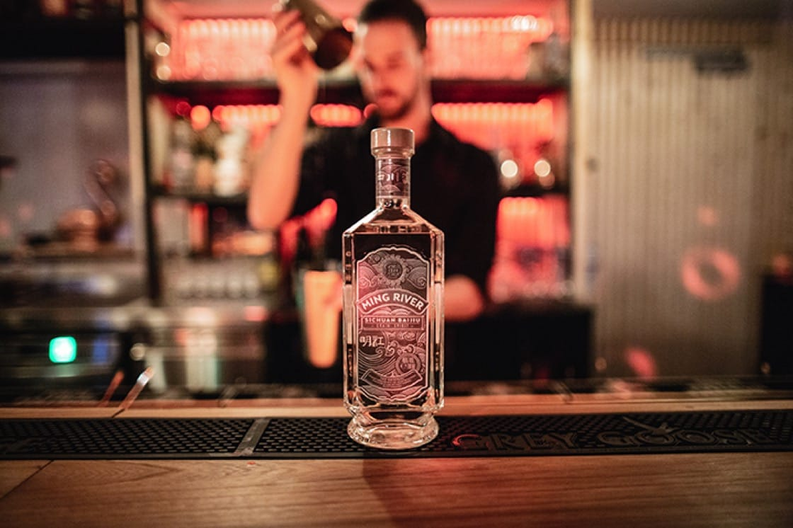 Ming River is also (smartly) using the spirits world's greatest educators to get their product into your glass: bartenders.