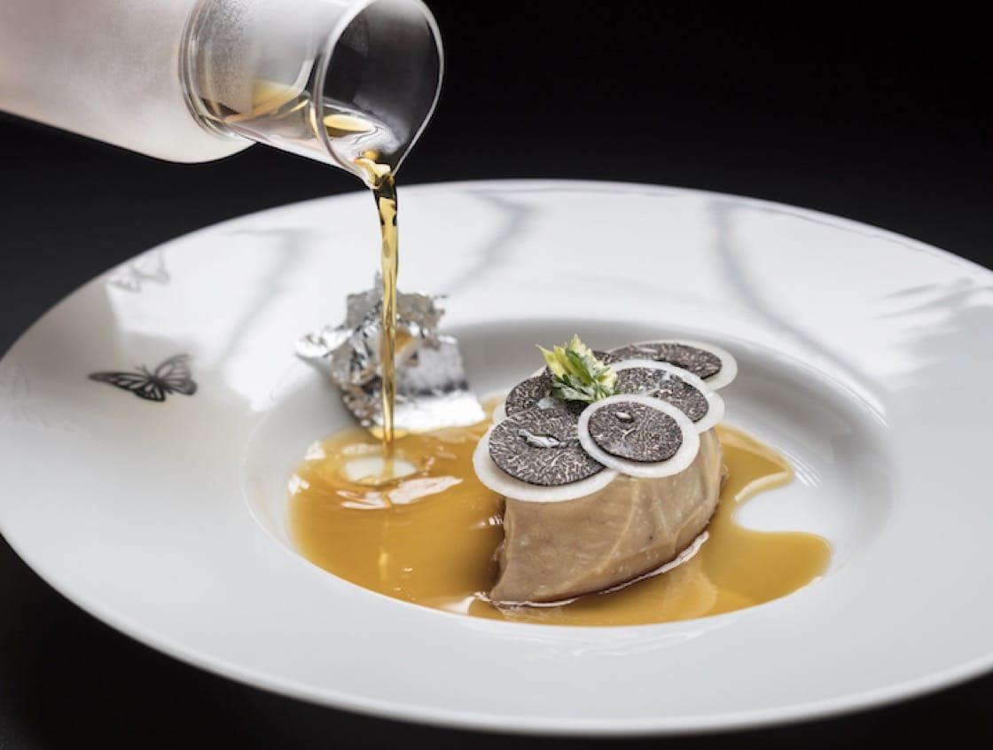 Vulin 與供應商的互信關係,讓他能取得最好的食材,展現在菜色之中。