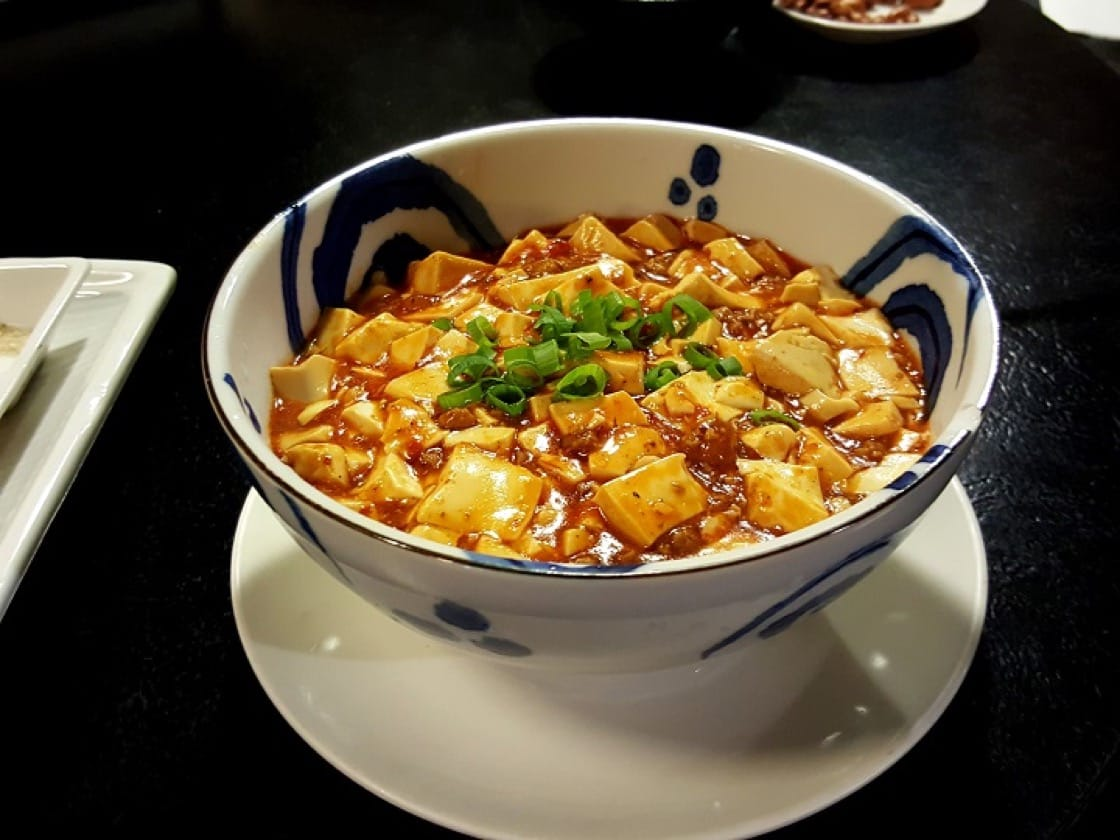 My灶的麻婆豆腐。(My灶提供)