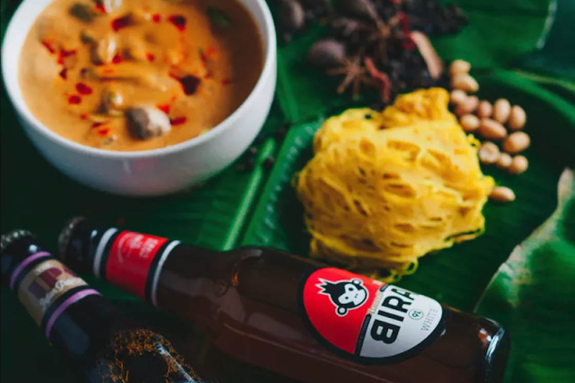 A wide range of curry dishes will be served with Bira 91 craft beer (Pic: Bira 91)